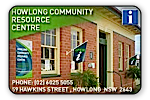 howlong resource centre